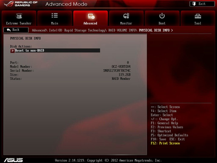 How to configure RAID Systems