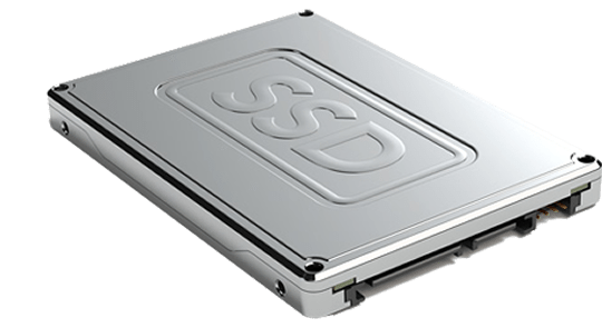 Upgrade to a Solid State Drive