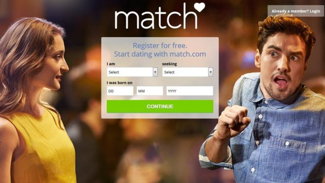 Match.com gets Hacked