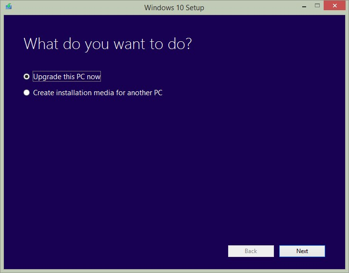Windows 10 Media Creation Toolkit